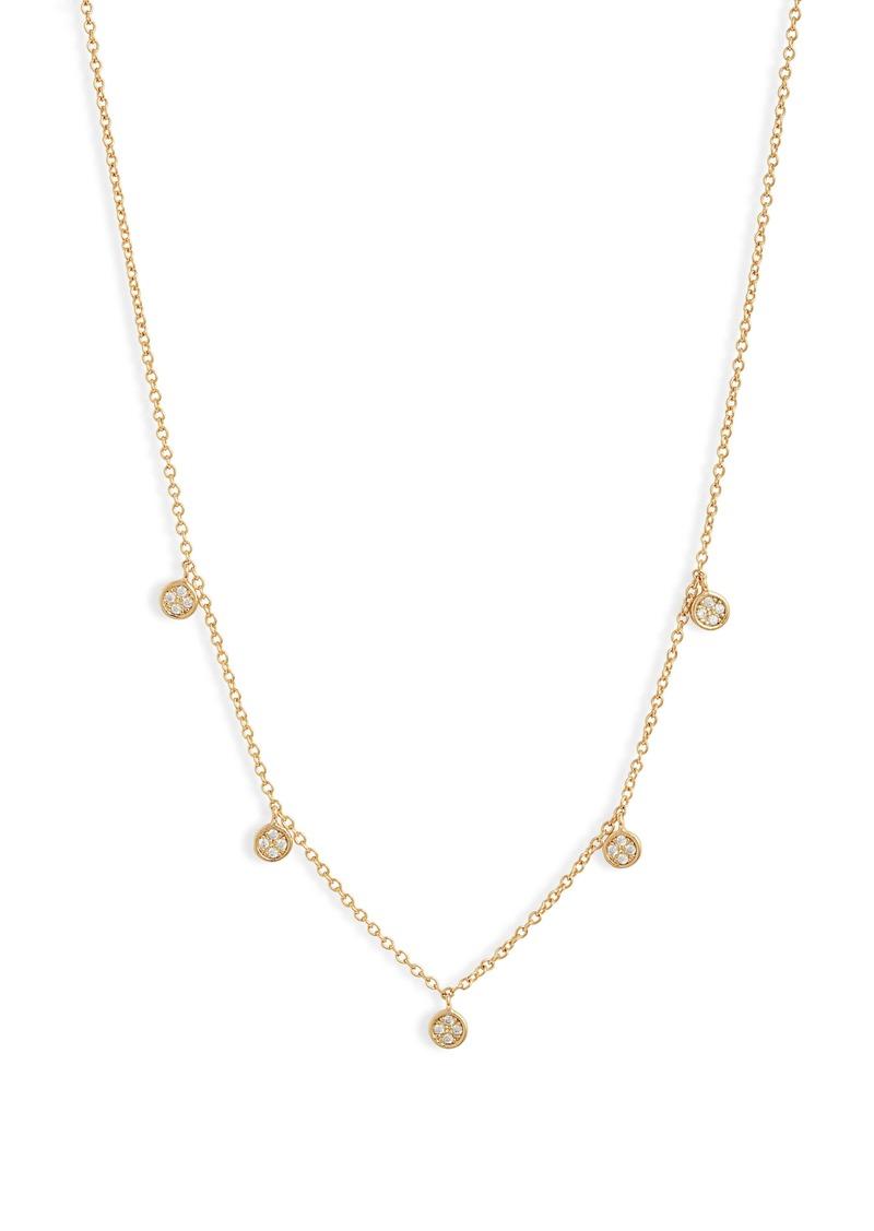 gorjana Pristine Charm Necklace