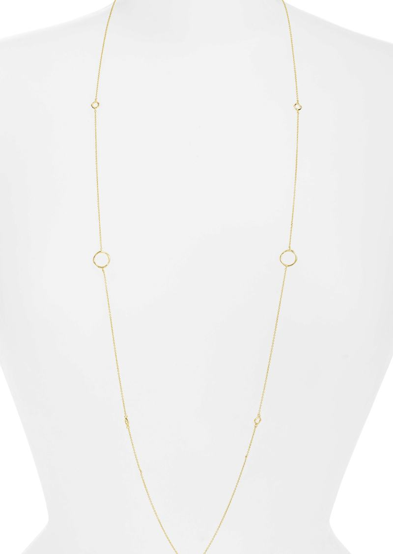 gorjana Quinn Wrap Necklace