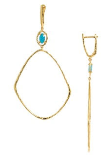 gorjana Riviera Drop Earrings