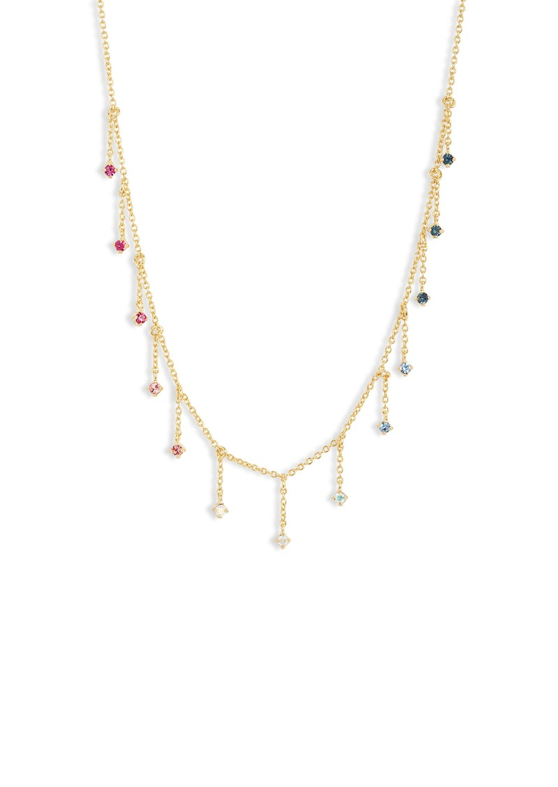 gorjana Rosslyn Charm Necklace