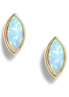gorjana Rumi Opalite Stud Earrings
