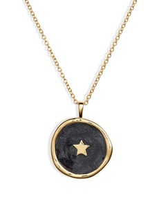 gorjana Star Coin Necklace