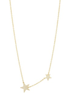 gorjana Super Star Pendant Necklace