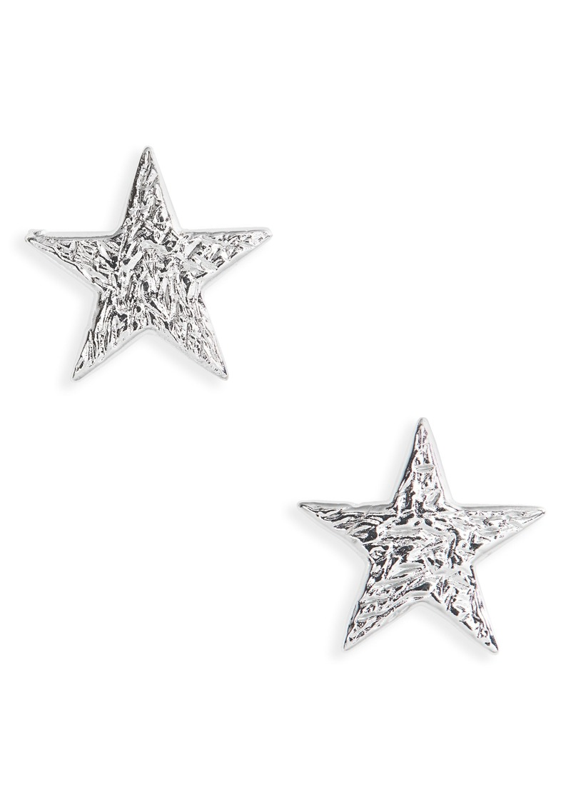 gorjana Star Stud Earrings