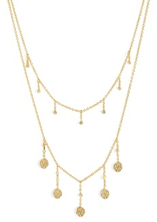 gorjana Stella Layered Necklace