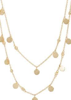 gorjana Stella Layered Reversible & Adjustable Necklace