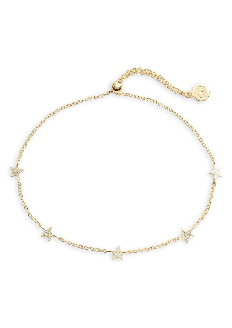 gorjana Super Star Adjustable Bracelet
