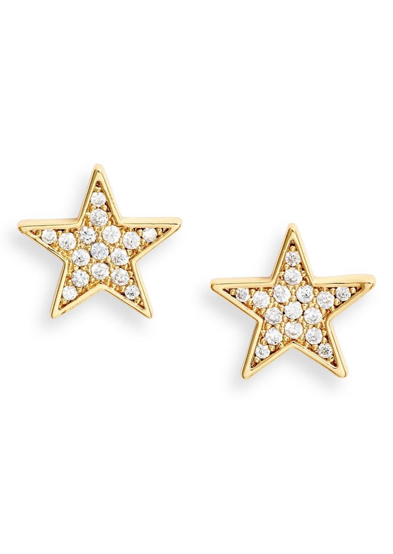 gorjana Super Star Shimmer Stud Earrings