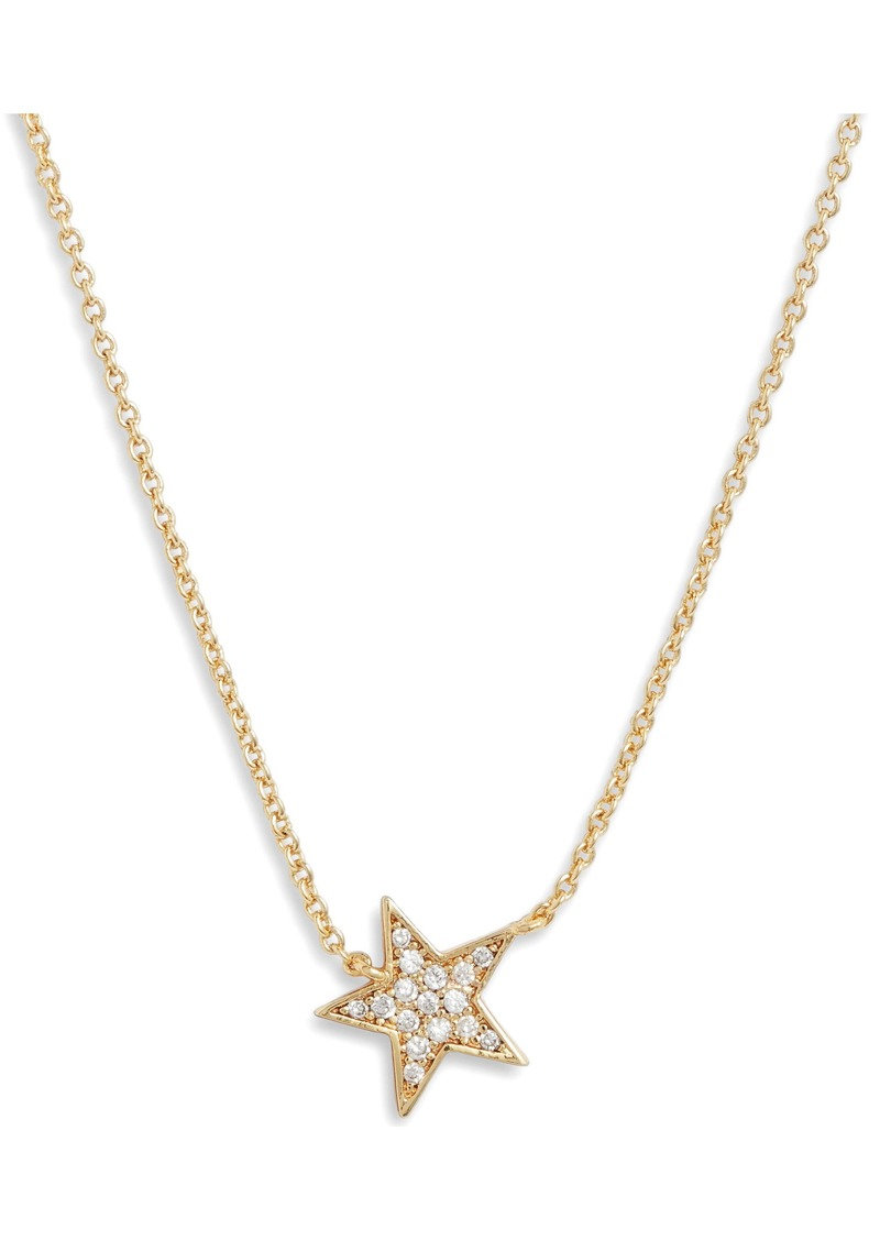 gorjana Superstar Shimmer Charm Necklace