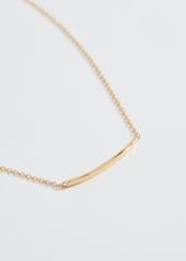 Gorjana Taner Bar Choker Necklace