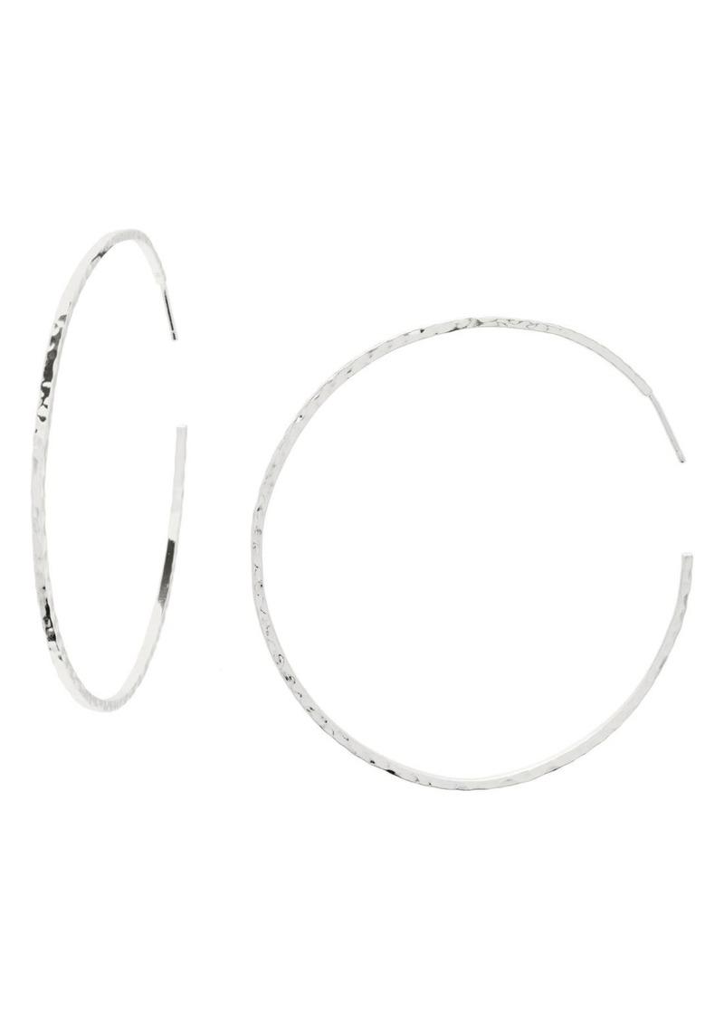 gorjana Taner Extra Large Hoop Earrings