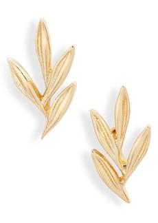 gorjana Willow Stud Earrings