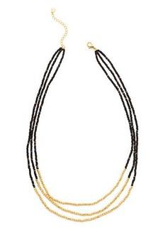 Gorjana Sayulita Layered Bead Necklace