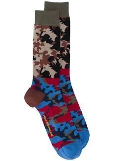 Gosha camouflage socks