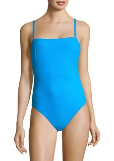 Gottex Au Natural One-Piece Tank Swimsuit