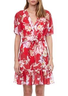 Gottex Floral Beach Dress