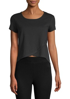 Gottex Overlapping-Front T-Shirt