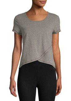Gottex Overlapping-Front Tee