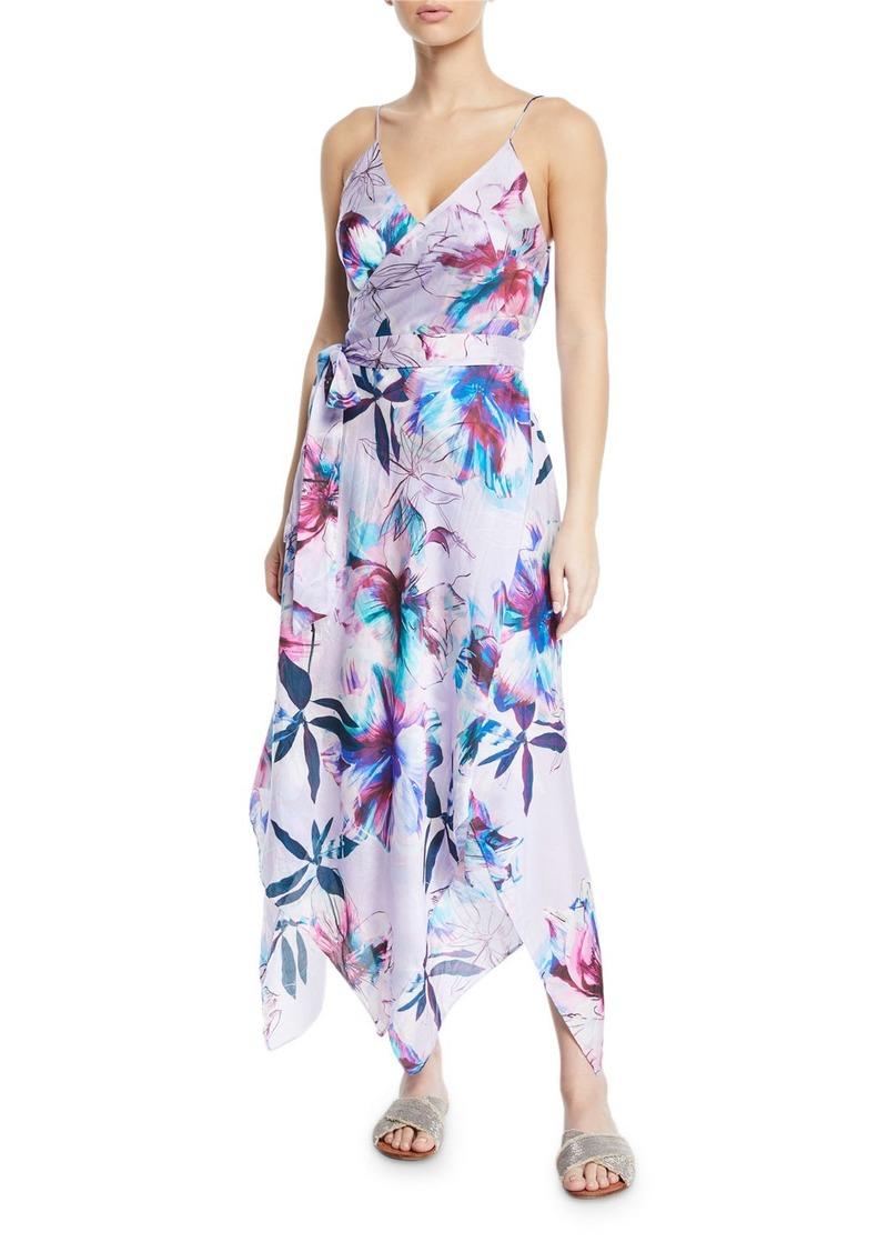 ec6ddec472 Gottex Gottex Primrose Wrap Coverup Maxi Dress   Swimwear
