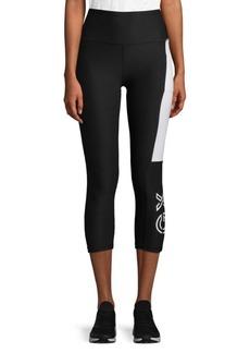 Gottex Stretch Graphic Capri Leggings