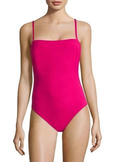 Gottex Au Natural One-Piece Tank Swimsuit