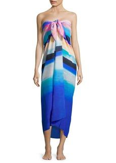 Gottex Seascape Silk Pareo