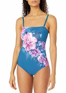 Gottex Women's Bandeau One Piece Swimsuit