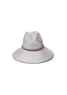 Gottex Women's Kira Pearl Hemp Straw Hat