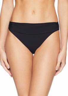 Gottex Women's Mid Rise Foldover Swimsuit Bottom
