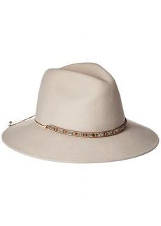 e0bd3885a346e4 Gottex Women's Moonlight Wool Felt Sun Hat w/Jewel Trim Rated UPF 50+ for