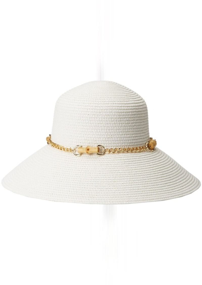 96545f69a0a Gottex Women s San Remo Packable Sun Hat Rated UPF 50+ for Max Sun  Protection