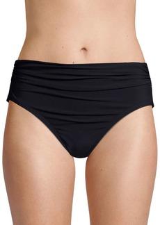 Gottex High Waist Bikini Bottoms