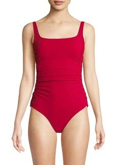 Gottex Moto One-Piece Swimsuit