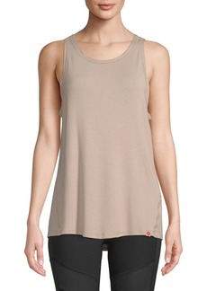 Gottex Open-Back Tank Top