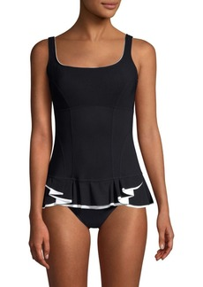 Gottex Skirted One-Piece
