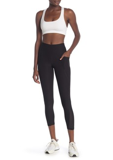 9fdb7476e94db Gottex Gottex Cropped Colorblock Leggings | Casual Pants