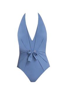 Gottex Vogue Tie-Waist One-Piece Swimsuit