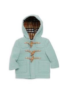 Burberry Baby Girl's & Little Girl's Brogan Wool Duffel Coat