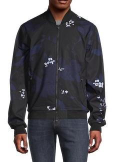 Greyson Arawalk Floral Bomber Jacket