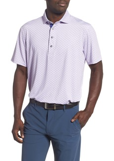Greyson Peaks and Valleys Stretch Polo