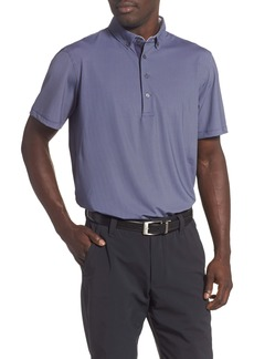 Greyson Ravensfoot Button-Down Polo