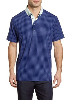 Greyson Wolfden Button-Down Performance Polo