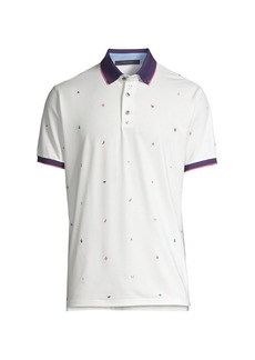 Greyson Hidden Prairie Polo Shirt