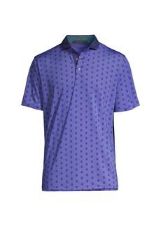 Greyson Pack Leader Printed Polo Shirt