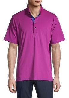Greyson Sahele Short-Sleeve Polo