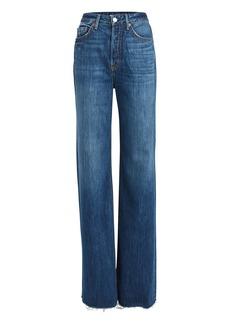 GRLFRND Carla Wide Leg Jeans