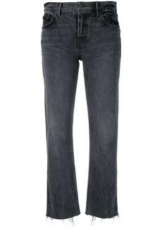 GRLFRND cropped Tatum jeans