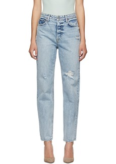 Grlfrnd Blue Devon Jeans