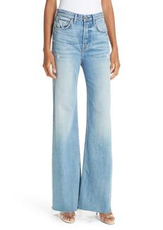 GRLFRND Carla Wide Leg Jeans (Gonna Fly Now)