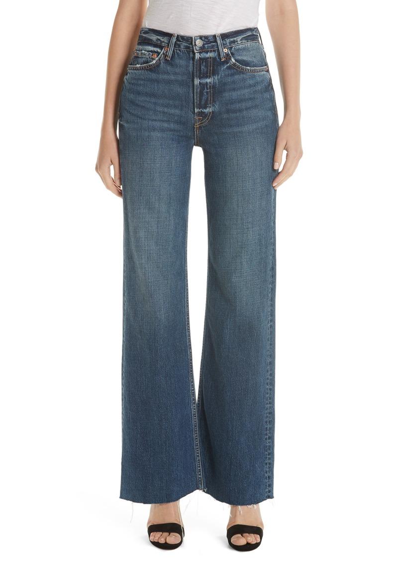 GRLFRND Carla Wide Leg Jeans (Viva Forever)